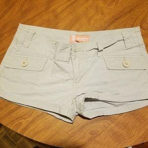 Hollister Cargo Shorts Size1